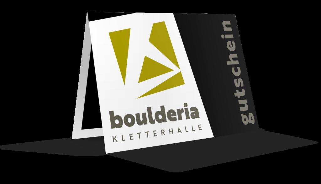 Abbildung Boulderia Neunkirchen Gutschein